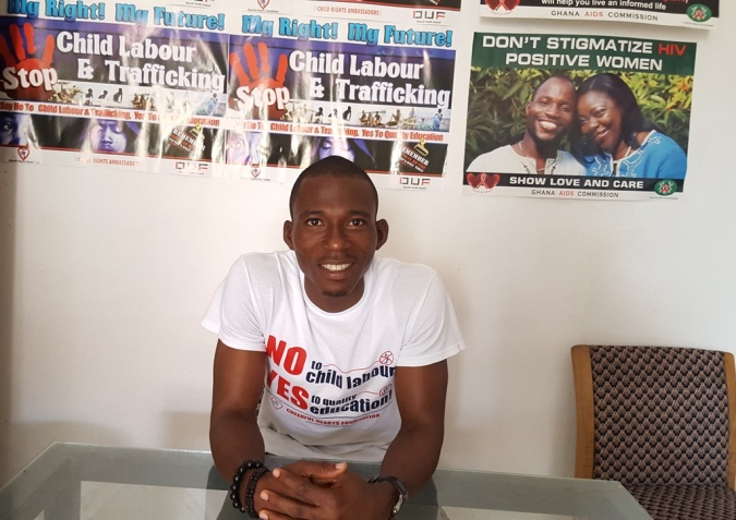 Community Solutions Program Fellow 2016 - Cheerful Hearts Foundation project manager